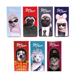 HIPSTARS Chocolate bars