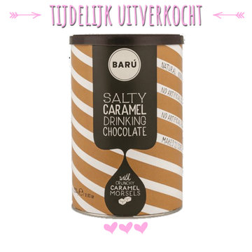 BARÚ SALTY CARAMEL DRINKING CHOCOLATE