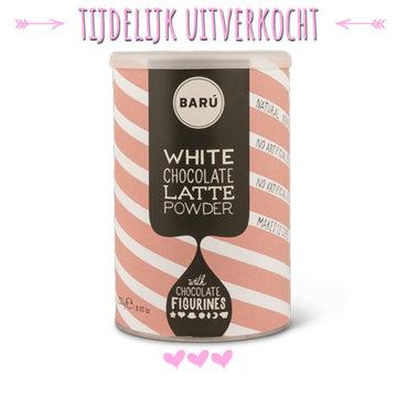 BARÚ WHITE CHOCOLATE LATTE POWDER