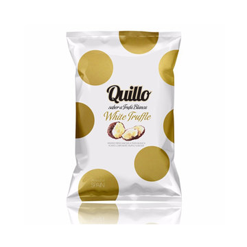 Quillo Chips White Truffle 130 gram