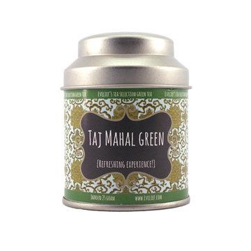 Taj Mahal green