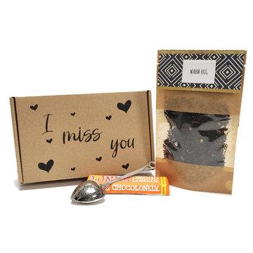 Brievenbuspakje I Miss You