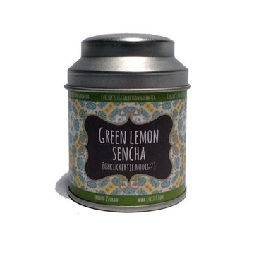 Green lemon sencha