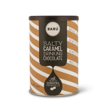 BARÚ SALTY CARAMEL DRINKING CHOCOLATE