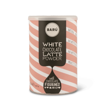 BARÚ WHITE CHOCOLATE LATTE POWDER