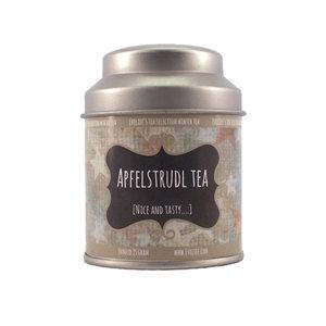 Apfelstrudl tea tin small