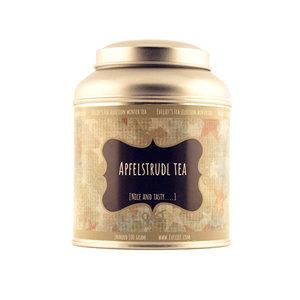 Apfelstrudl tea tin big