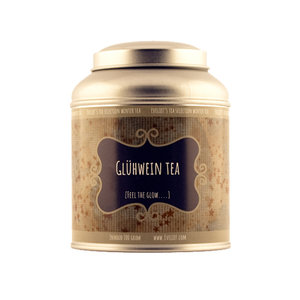 Glühwein tea tin big