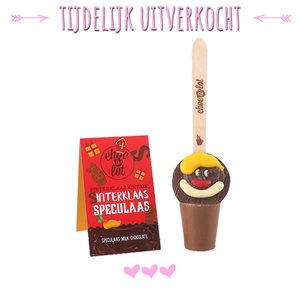"""Choc A Lot - Spoon """"Sinterklaas Speculaas"""""""