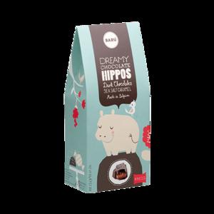 BARÚ HIPPO FLEUR DE SEL CARAMEL